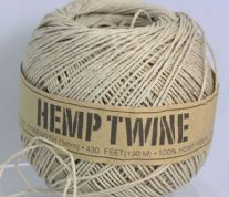 NATURAL TWINE 1MM